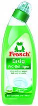 Гель для мытья унитаза с уксусом, 750 мл, Frosch Фрош