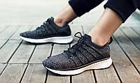 Кроссовки Xiaomi Mijia 2 Sneaker Sport Shoes размер 40 серые