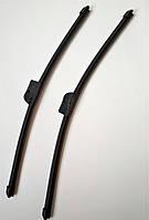 Безкаркасні щітки стеклоочестители (двірники) для лобового скла Шкода Октавія Тур Octavia Tour Champion, фото 1
