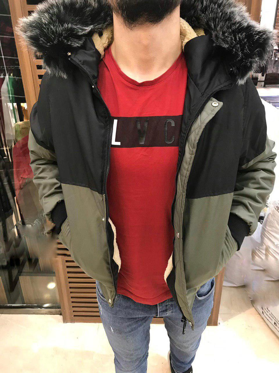 Мужская зимняя куртка до -10, две расцветки