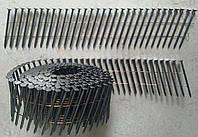 Гвозди рифленые в бобинах CNW 2.1/50 мм. (кольцевые)