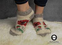Женские носки из козьего пуха, розмер 37-40, фото 1