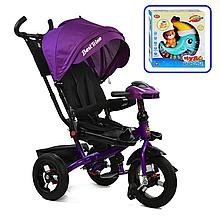 *Велосипед BestTrike Сиреневый арт. 6088-5525 + ПОДАРОК