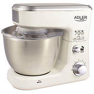 Планетарний кухонний тістоміс  міксер Adler AD 4216 1000W, фото 4