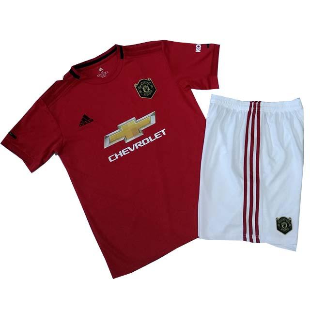 Футбольная форма ФК Манчестер Юнайтед сезон 2019-2020г