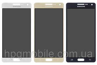 Дисплей для Samsung Galaxy A5 A500 (2015), модуль (экран и сенсор), без регулир. яркости, TFT