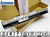 Батарея  для ноутбука Lenovo G50-30 G50-45 G50-70 G50-70A L12L4A02 аккумулятор Li-Ion 2200мАч 14,8В