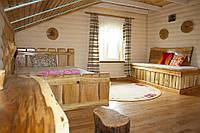 Кровати деревянные изготовим под заказ