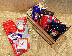 Жіночі новорічні шкарпетки MONTEBELLO