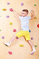 Детский скалодром «Скалолаз» Kidigo (SDS01), для развития Вашего ребенка.