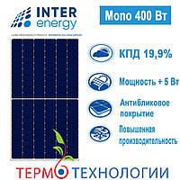 Солнечная батарея Interenergy 400 Вт, Mono