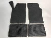 Автомобильные коврики EVA на RENAULT CLIO (2012-2018)