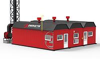 Установки котельные блочные модульные стационарного типа,мощностью от 1 до 100 МВт