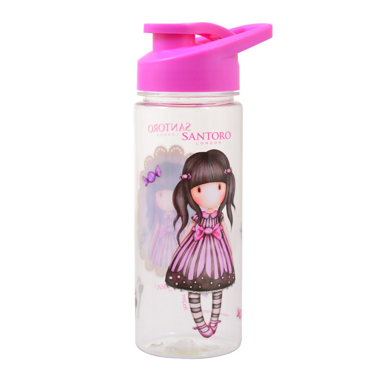 "Бутылка для воды ""Santoro Candy"", 500 мл   код: 706909"