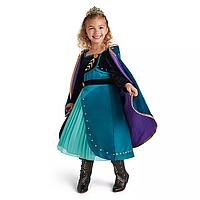 Карнавальный костюм, платье Королевы Анны ДеЛюкс «Холодное Сердце 2 »,Queen Anna DeluxeFrozen 2