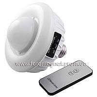Фонарь лампа 9816, 20+24SMD, пульт Д/У(фонарь лампочка)