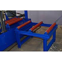 Ленточная пила по металлу промышленная 4,0 кВт FDB Maschinen SGA 400G, фото 3