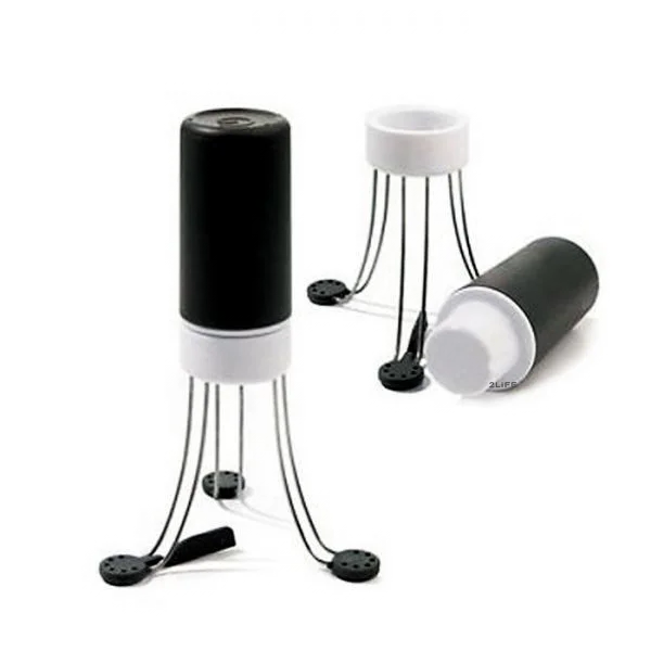 Автоматическая мешалка робот венчик 2Life Stir Crazy Black (n-207)