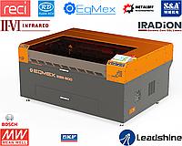 Лазерный гравировальный станок с ЧПУ Laser ESG-600 CO2 - 100Вт (6295$)
