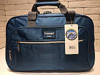 Дорожняя сумка ручная кладь Tongsh Active(47х30х20)(синяя)