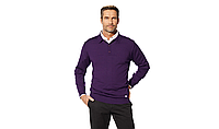 Мужской свитер BMW Men's Knitted Polo Sweater Purple