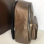 Стильный женский рюкзак  Balenciaga кожзам, фото 3