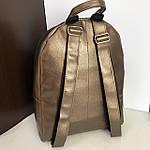 Стильный женский рюкзак  Balenciaga кожзам, фото 4