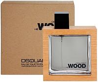 Мужская туалетная вода Dsquared2 He Wood (100 мл ) Бежевая коробка