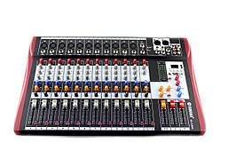 Аудіо підсилювач, dj пульт, мікшери Yamaha 12USB/ 1208U/ 1200D 12 канальний, студійний, концертний