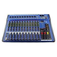 Аудио микшер, dj пульт Yamaha 12USB/ CT12, 12 канальный