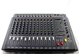 Аудіо підсилювач, dj пульт, мікшери Yamaha BT 1208D