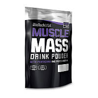 Гейнер BioTech Muscle Mass (1 кг) биотеч биотек маскл масс