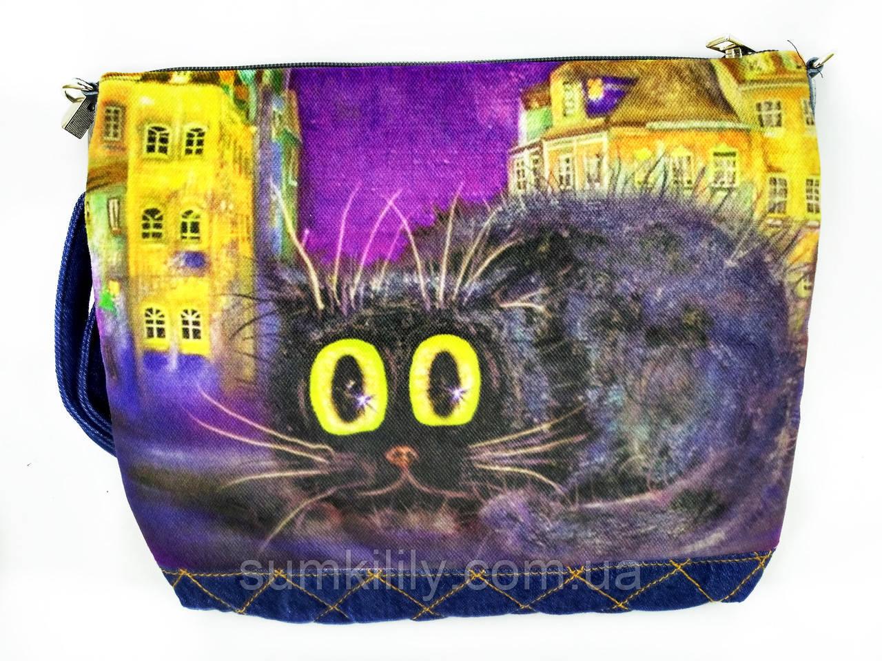 Женская сумочка Глазастик, фото 1