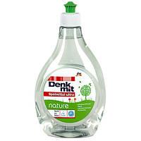 """Безпечне концентрований засіб для миття посуду DenkMit """"Натурель"""""""