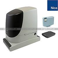 Комплект автоматики RUN1800KCE Nice для откатных ворот (ширина до 15 м), фото 1