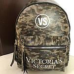 Стильный женский рюкзак  Victorias Secret кожзам, фото 2