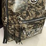 Стильный женский рюкзак  Victorias Secret кожзам, фото 5