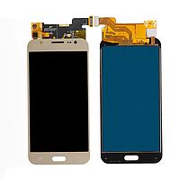 Дисплей + Сенсор для Samsung J500 Galaxy J5 / J500F /  J500M TFT Gold