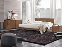 TOMASELLA Спальня Modern CLIO кровать, шкаф-купе, тумбочки, комод
