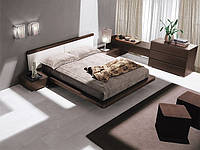 TOMASELLA Спальня Modern ELITE кровать, шкаф-купе, тумбочки, комод