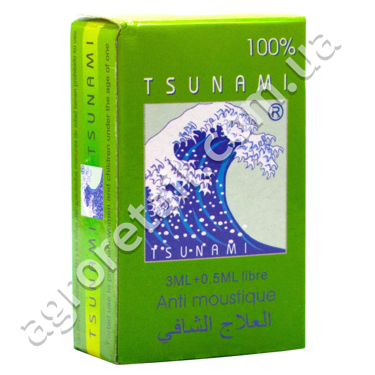 Жидкость после укусов комаров Tsunami 3.5 мл
