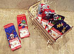 Детские новогодние носочки MONTEBELLO 5-6 лет