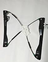 Стеклопод'емник передній лівий Шкода Фабія Fabia 1 2000-2008 ( трос напрямні полозок каркас ) SkodaMag, фото 1