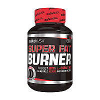 Жиросжигатель BioTech Super Fat Burner (120 таб) биотек биотеч супер фат бурнер
