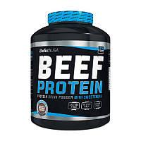 Говяжий протеин BioTech BEEF Protein (1,8 кг) биотеч биф клубника
