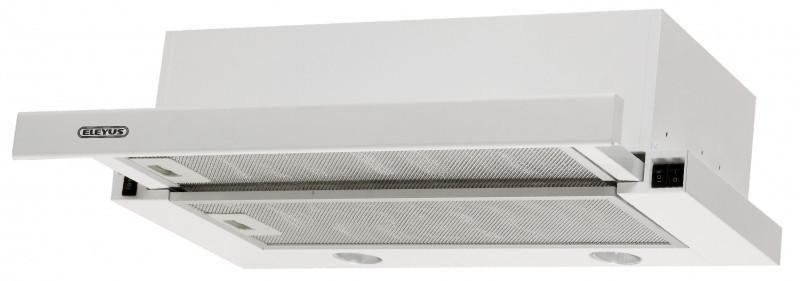 Кухонная вытяжка Eleyus Шторм LED 700 / 60 (белая, бежевая, черная, коричневая)