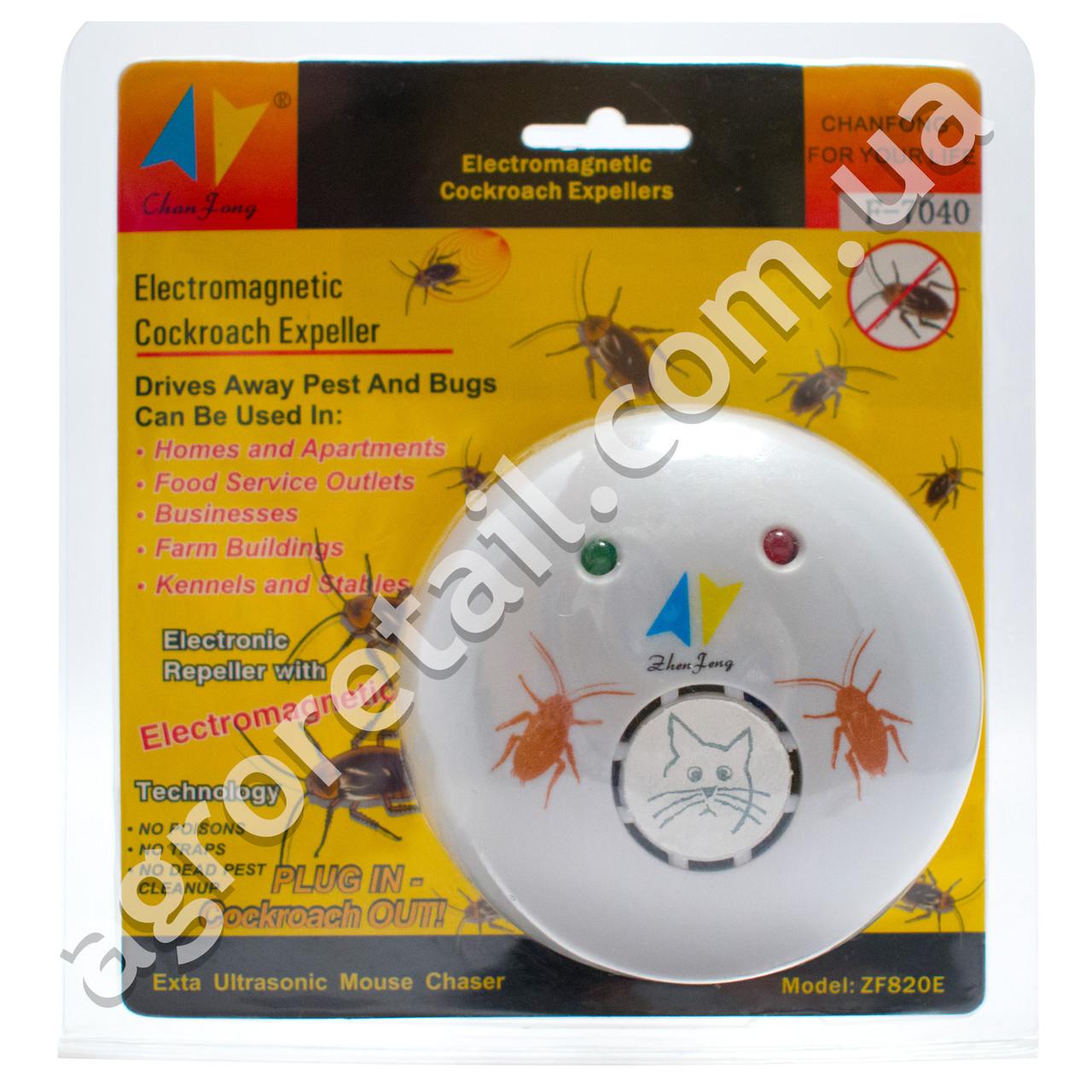 Электромагнитный отпугиватель тараканов Electromagnetic Cockroach Expeller AO-201A