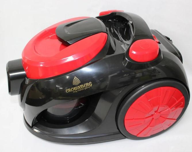 Контейнерний, Потужний Пилосос Vacuum Cleaner Crownberg CB 659 3500W. Краща Ціна!