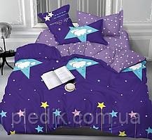 Комплект постельного белья сатин 200х220 TAG S366
