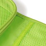 Косметичка органайзер дорожная 2Life подвесной 64,5х26 см Green (n-212), фото 2